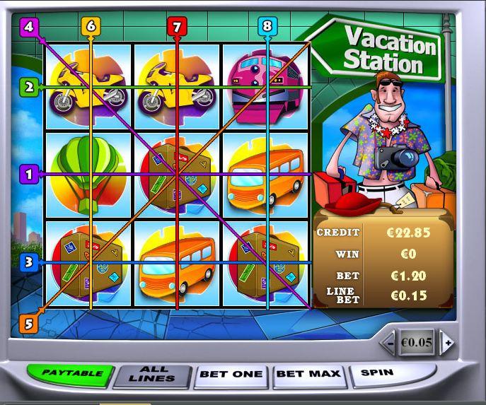 Vacation Station Slot Machine Online ᐈ Playtech™ Casino Slots