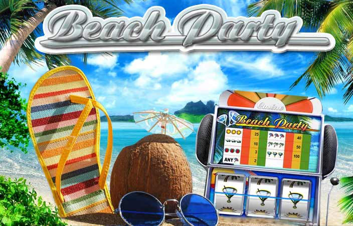 free slot machines online beach party spiele