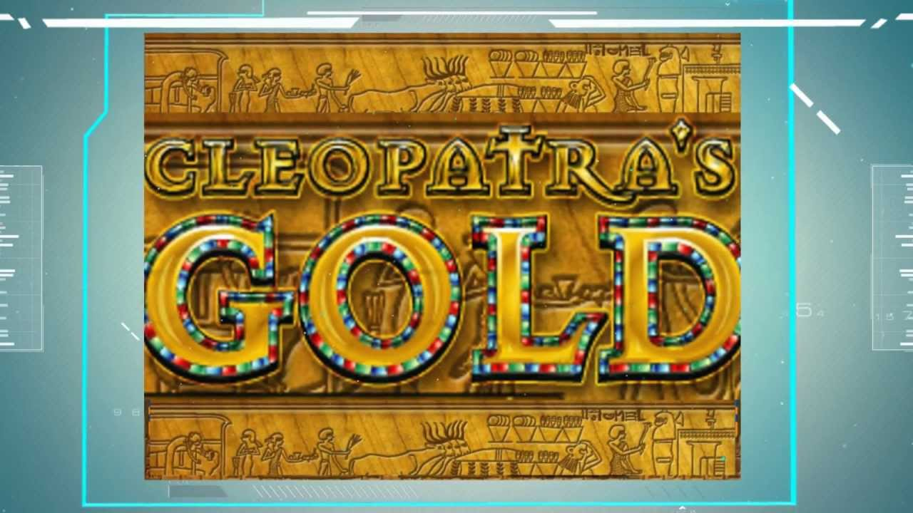 Jackpot Cleopatras Gold™ Slot Machine Game to Play Free in Realtime Gamings Online Casinos