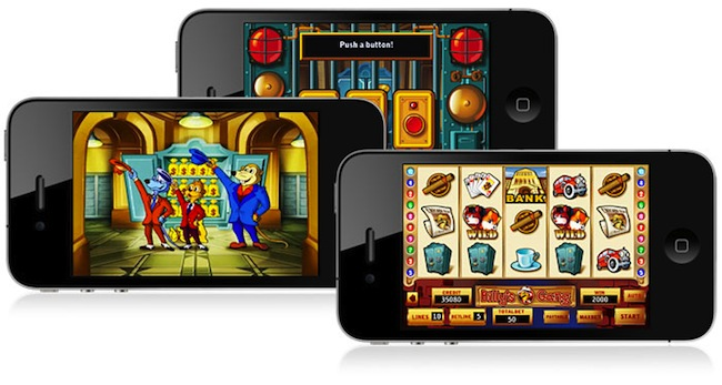 mobile slot games uk