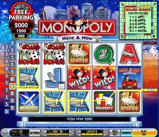 Monopoly Big Money Reel Slot Machine - Read the Review Now