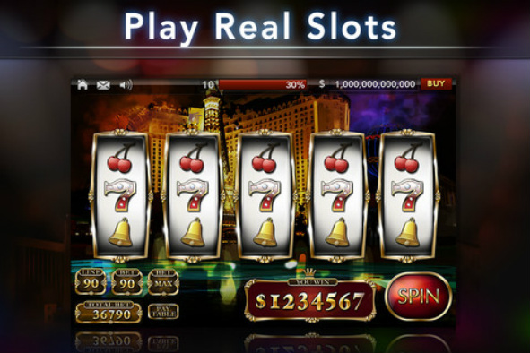 online gambling slots real money