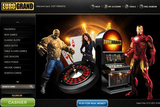 в каком казино можно выиграть деньги