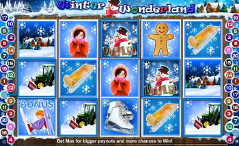 Winter Wonderland Slot™ Slot Machine Game to Play Free in WGSs Online Casinos